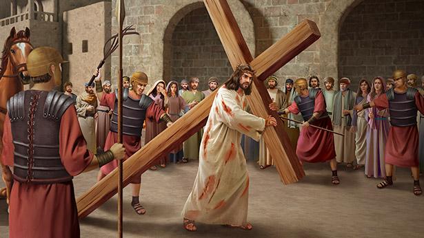 La cruz y el reino de Dios.