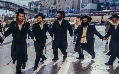 Algunos de los diferentes grupos dentro del judaísmo